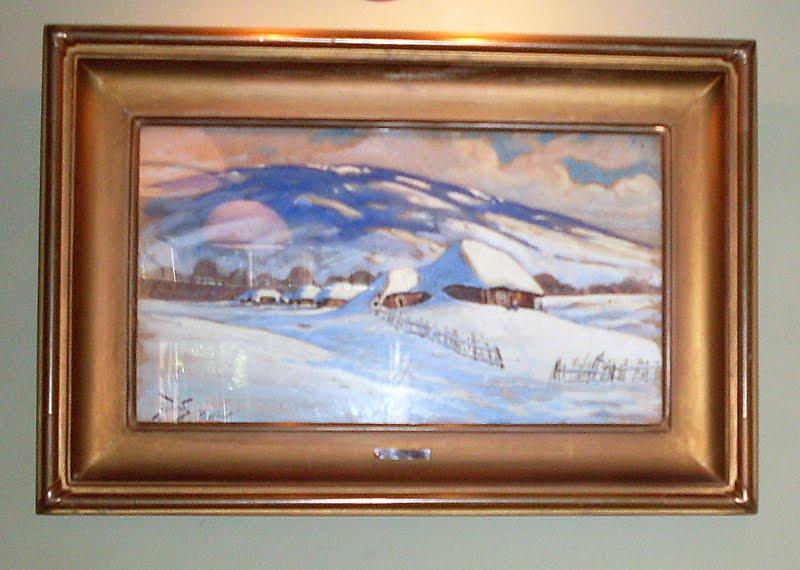 Wystawa obrazów pana Kwaśnego