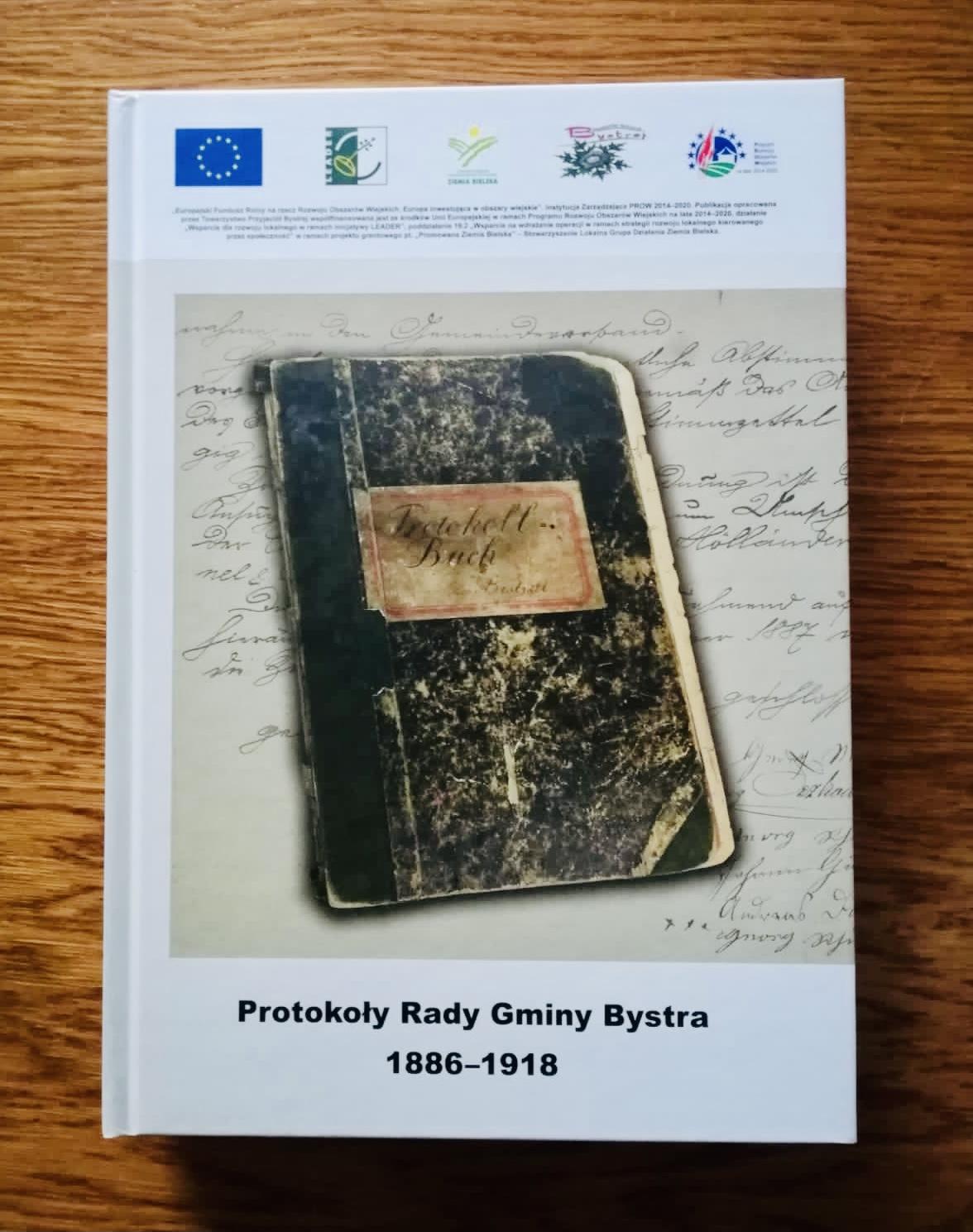 Protokoły Rady Gminy Bystra 1886-1918